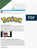 Agan Tau Pokemon__ Ini 20 Pokemon Tervaforit Dan 20 Pokemon Yang Paling Dibenci _ KASKUS
