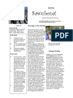 June 2006 Newsletter Grieve Missionary Project, South Africa