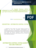 Distributed Control Systems (DCS) Markets