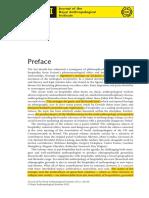 Candea Preface