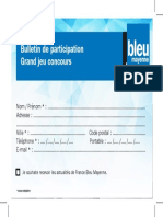 Bulletin France Bleu Mayenne