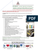 Scaffolding Safety - Erection Supervision Inspection - Course Outline - ...