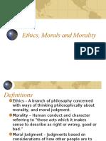 EthicsMoralsMorality.ppt