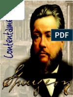 C. H. Spurgeon - Contentamento