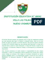 INSTITUCIÓN EDUCATIVA N° 88042-2017