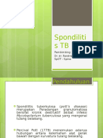 Spondilitis tuberkulosa BEDAH