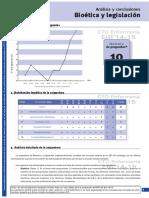 Conclusiones Bioética y legislación EIR