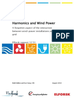 Harmonics and Wind POwer