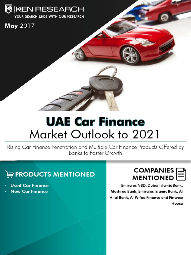 Uae auto loan market uae car financing market top uae car loans banks ken research banks interest