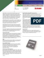 Data Sheet Zr 36888