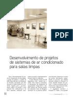 Entrevista - Controle de Contaminacao - Ed165 - Projetos SL