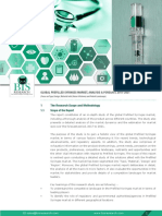Global Prefilled Syringes Market Research Report 2017-2021