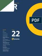 Informe final de Symantec abril de 2017