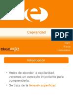 Capilaridad (2)