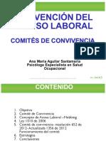 Prevencion Del Acoso Laboral
