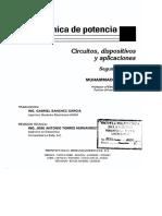 Electronica de Potencia Rashid Espanol