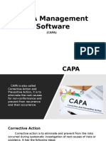 Capa Management Software Systems - Qualityze Inc