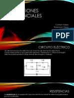Ecuaciones diferenciales para circuitos RC