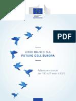 Libro Bianco Sul Futuro Dell Europa It Dd