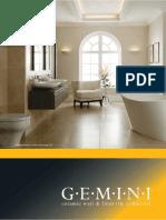 Gemini Brochure