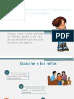 Cómo hablar con los niños sobre la violencia que se vive en México