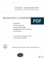 Couperin,F.le Tic Toc.les Maillotins,Duo.ed.Bärenreiter Kassel