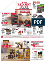 Seright's Ace Hardware June 2017 Red Hot Buys