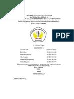 Laporan Praktikum Lapangan Siswan II Aves