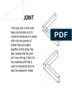 Wood Working Joints 2