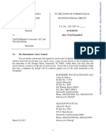 Kala Brown vs Tka Real Estate