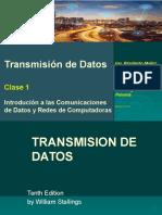 CH 1 -DCC10e Español - Introduccion a Las Comunicaciones de Datos