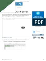 Calcular El IVA en Excel - Excel Total