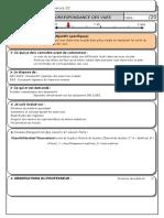 Exercice Correspondance Des Vues Serie 2 Fiche Contrat