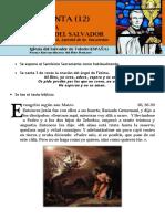 HORA SANTA con San Pedro Julián Eymard. La Eucaristía y La Muerte Del Salvador (12)