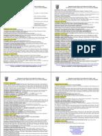 Programa Fiestas Paterna 2010