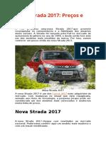 Nova Strada 2017 - Siena 2017 - Grand Siena 2018