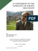 Critica Ao Trabalho de Moltmann Mono