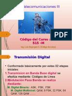 3. Codigos Linea