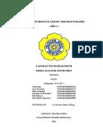 Laporan Tetap KAI (HPLC)