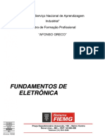 Fundamentos de Eletrônica