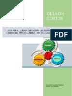 Guía - Identificación de Los Costos