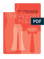Apparel Industry Reveals Best Purchasing Practices in New Report Best Current Practices in Purchasing