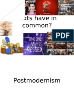 L1 Modernism