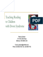 06. Teaching Children With DS