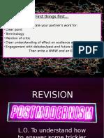 Postmodern Revision1