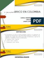 Precámbrico en Colombia USado