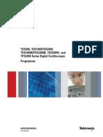 Tektronix TDS2000series Manual