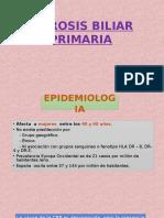 Cirrosis Biliar Primaria. Expo