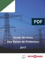 Guide de Choix Des Relais de Protection
