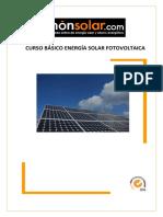Curso Básico Energía Solar Fotovoltaica